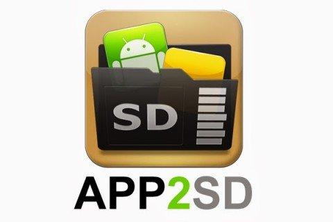 Usando aplicativos para transferir Apps para o cartão SD