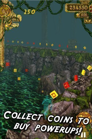 Temple Run para iPhone