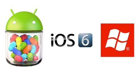 Android, iOS e Windows