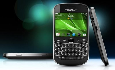 Ficha técnica do Blackberry Bold Touch 9900