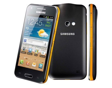 Especificações do Samsung Galaxy Beam I8530