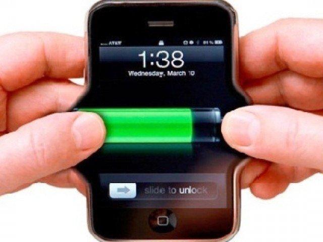 Não é melhor zerar a bateria do celular e carregar até 100%