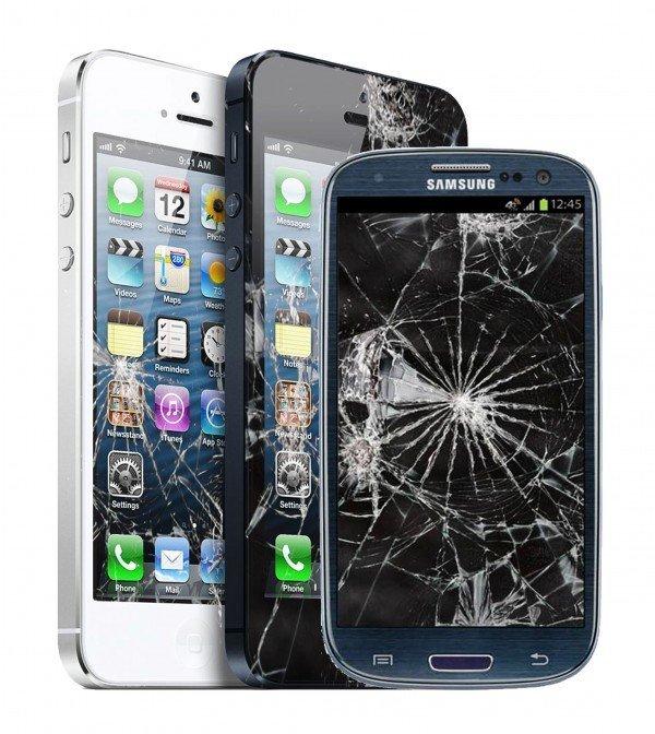Onde consertar o celular