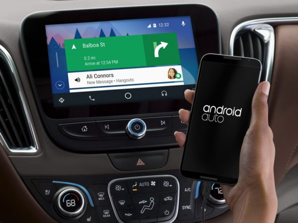 Vantagens do Android Auto