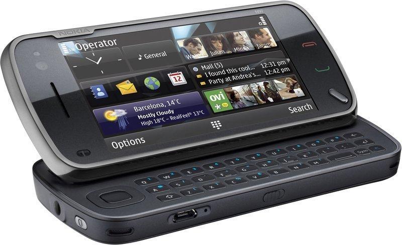 Motivos para comprar o Nokia N97