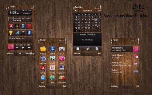 temas para celular n70