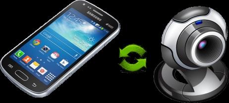 Smartphone Como Webcam Linux - Asep Indonesia